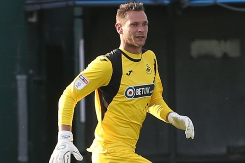 Swansea City's impressive Erwin Mulder on the peculiar life of a back-up goalkeeper and his defiant message to Graham Potter