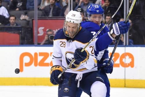 Buffalo Sabres Top 25 Under 25, #15: Zemgus Girgensons