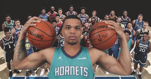 Hornets' Miles Bridges missed NBA Rookie Photo Shoot because of delayed flight