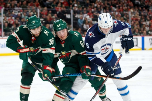Wilderness Walk: Scoring Chances, Undersized Players, and Misery, oh my!