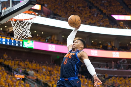Russell Westbrook: 'I do normal things'