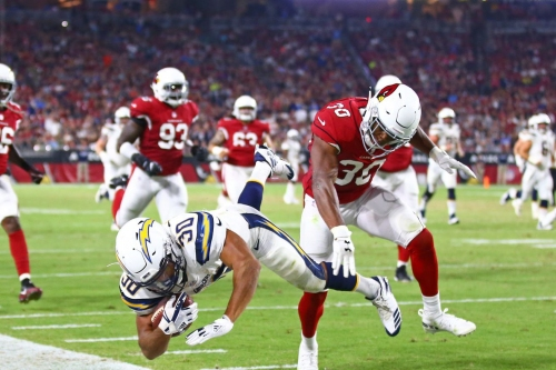 What we learned in the Arizona Cardinals 24-17 win over the Los Angeles Chargers