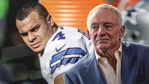 Cowboys news: Jerry Jones not concerned by Dak Prescott's play
