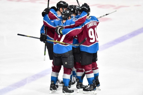 Colorado Avalanche to be featured prominently on NBC's national NHL coverage