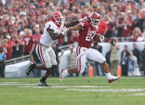 Heisman Trophy: OU's Rodney Anderson listed as darkhorse, can Jake Browning follow Baker Mayfield?