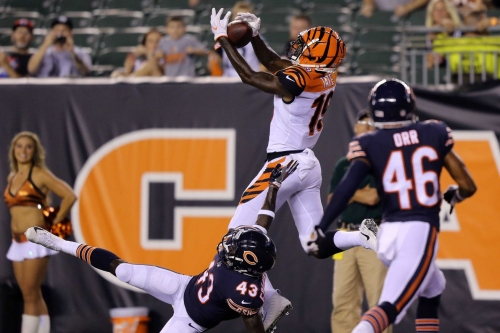 Bengals snap count distribution vs Bears: Young players get the spotlight