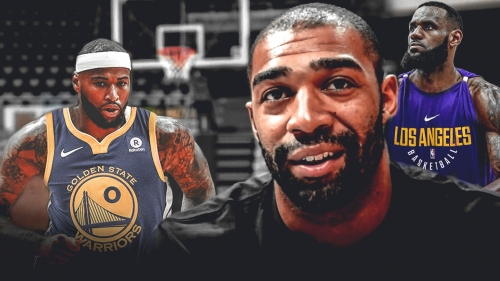 LeBron James' former teammate wants DeMarcus Cousins to disrupt the Warriors