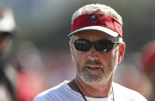 Koetter on Bucs' practice fight: 'Big deal. I mean, it's football'