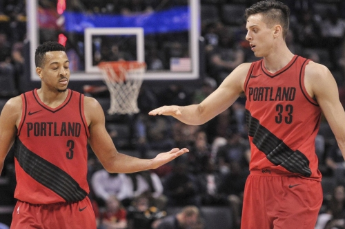 Betting on Zach Collins to Develop like CJ McCollum Is a Big Gamble