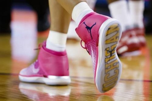Michigan Wolverines Investigating Shoe Resales by Players
