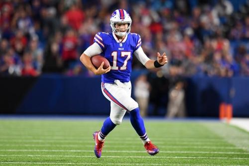 Analysis: Josh Allen's NFL preseason debut