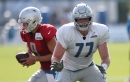 Detroit Lions: Mixed debuts for rookie OL Frank Ragnow, Tyrell Crosby
