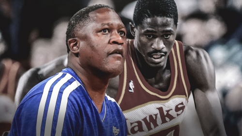 Hawks legend Dominique Wilkins thinks it'd be easy to play in this era: 'You couldn't touch me'