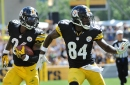 Who is the Steelers' most dangerous weapon: Le'Veon Bell or Antonio Brown?
