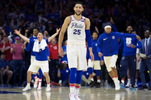 How Ben Simmons thrives without shooting threes