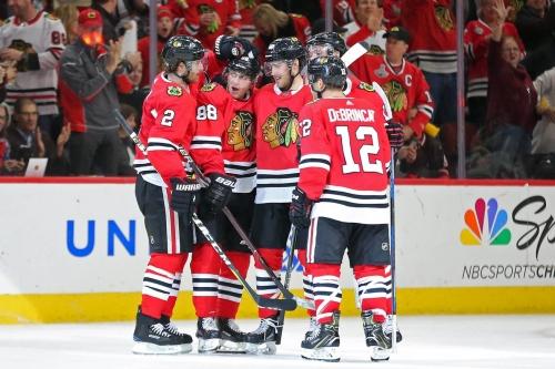 Hawks get NHL-high 19 national TV appearances next season