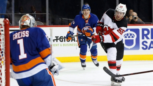 Devils sign forward Kevin Rooney to 2-year contract