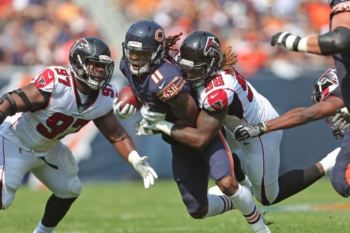 Chicago Bears: Predicting the 53-man roster