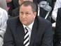 Crystal Palace chairman Steve Parish backs Newcastle United owner Mike Ashley