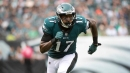 Eagles WR Alshon Jeffery could miss first 6 regular season games