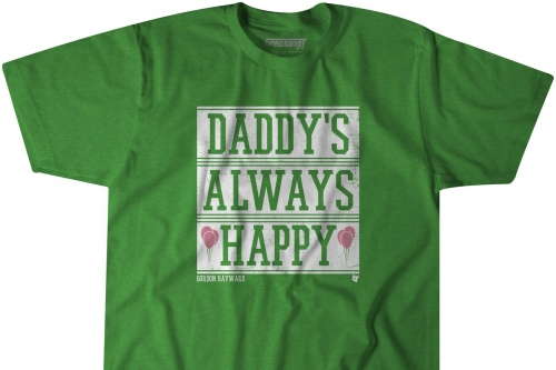 #DaddysAlwaysHappy: get your Gordon Hayward t-shirt