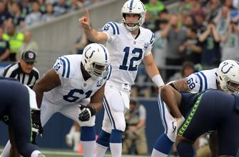 Colts are convinced their latest moves to protect Luck will finally work