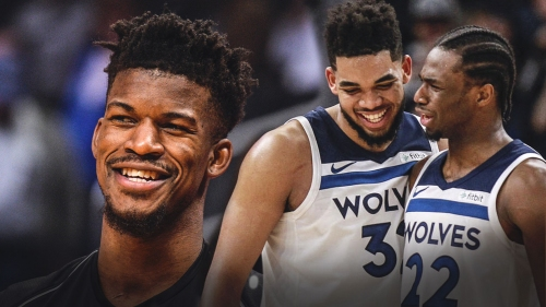 Timberwolves' Jimmy Butler takes apparent jab at Karl-Anthony Towns, Andrew Wiggins on Instagram