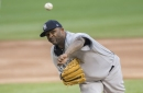 Yankees place CC Sabathia on disabled list with right knee inflammation