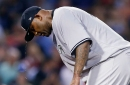 CC Sabathia to DL, New York Yankees bring up George Kontos and Ronald Torreyes