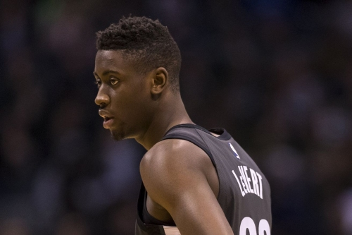 Caris LeVert: 'I feel like I get snubbed from a lot of things'
