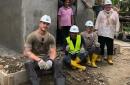 Jamie Oleksiak visits Ecuador capital for 'inspiring' charity work