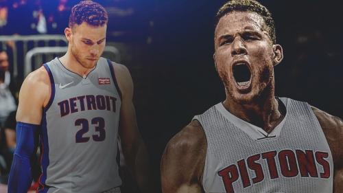 Pistons news: Blake Griffin's surprising NBA 2K19 rating