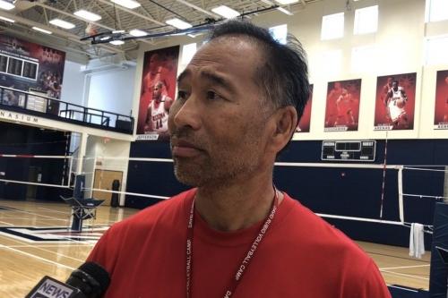 VIDEO: Dave Rubio previews 2018 Arizona volleyball season