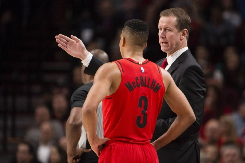 CJ McCollum Could Star in a Different Situation