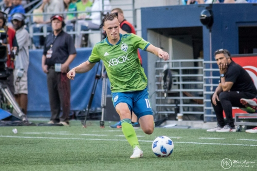 We crunched the numbers on Brad Smith's loan from Bournemouth to the Sounders