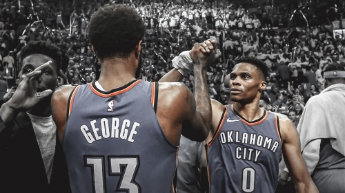 Thunder news: Russell Westbrook excited for Paul George's return to OKC