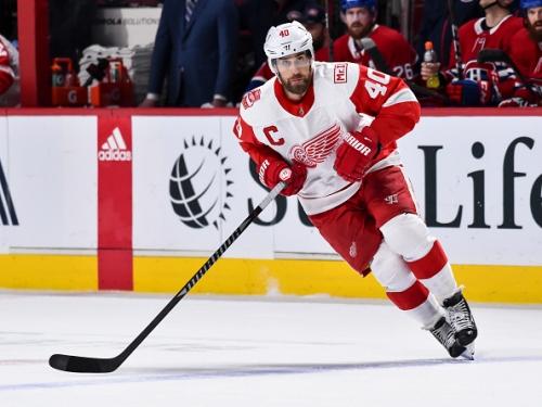Detroit Red Wings Uncertain About Future of Henrik Zetterberg