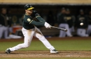 Jed Lowrie, Matt Chapman power A's past Mariners