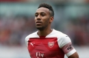 Pierre-Emerick Aubameyang sends message to Unai Emery about changing position for Arsenal