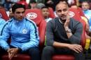 Ivan Gazidis held talks with Mikel Arteta after Arsenal's defeat to Manchester City