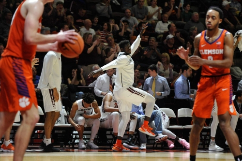 Virginia Tech's Sy Transfers Out A Second Time