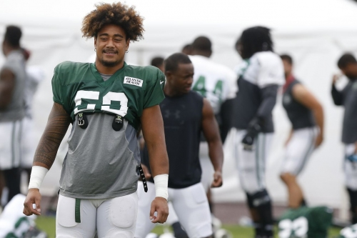 Jets 2018 Roster Countdown: Number 59 Frankie Luvu