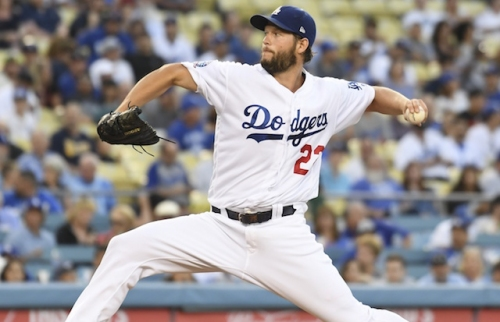 Dodgers News: Clayton Kershaw Pleased With More Swings And Misses While Pitching Deep Into Start Against Giants