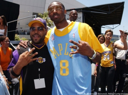 Lakers News: Ice Cube Says He'll Continue To Approach Kobe Bryant About Playing In BIG3 League