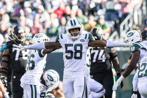 Jets 2018 Roster Countdown: Number 58 Darron Lee