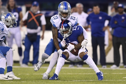 Open thread: What is the most anticipated matchup for Lions-Giants practices?