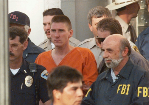 Today In History, Aug. 14: Timothy McVeigh