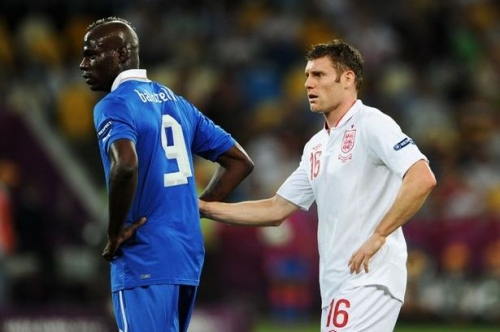 James Milner reveals reason Micah Richards nearly ripped Mario Balotelli's head off