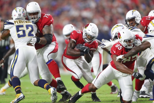 Bird Droppings: David Johnson's contract extension, snap counts for preseason game one, and Mike Iupati looks back to form