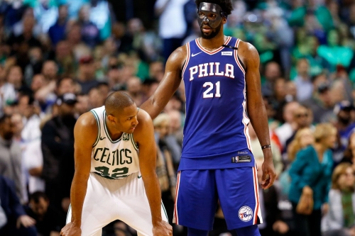 Sixers/Celtics Week: Battle of the Big Men